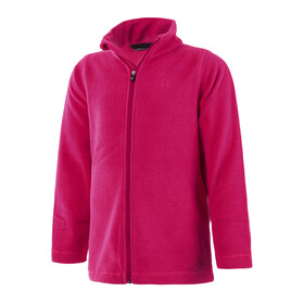 Color Kids Kilbur Fleece Jacket Kids Camellia Rose